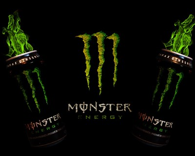 Coca-Cola distribui bebida energética Monster