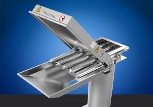 Novas grelhas magnéticas para a separação de impurezas metálicas em sólidos, em pó e em granulados