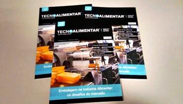 Embalagem na Indústria Alimentar em destaque TecnoAlimentar 17